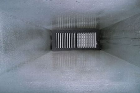 Clean air duct importance