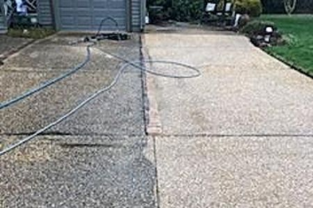 Driveway cleaning tmb